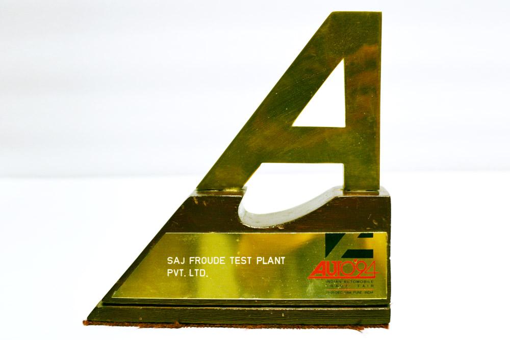 Sajdyno - Award Auto94