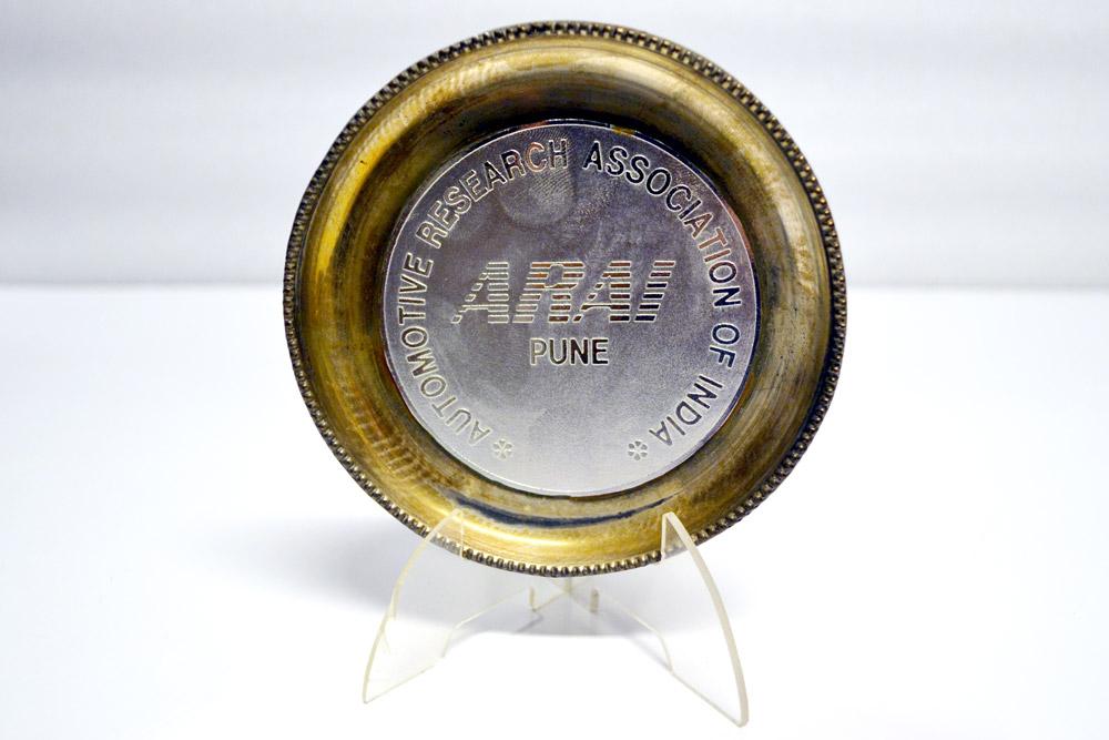 Sajdyno - Award Automotive Research Association of India